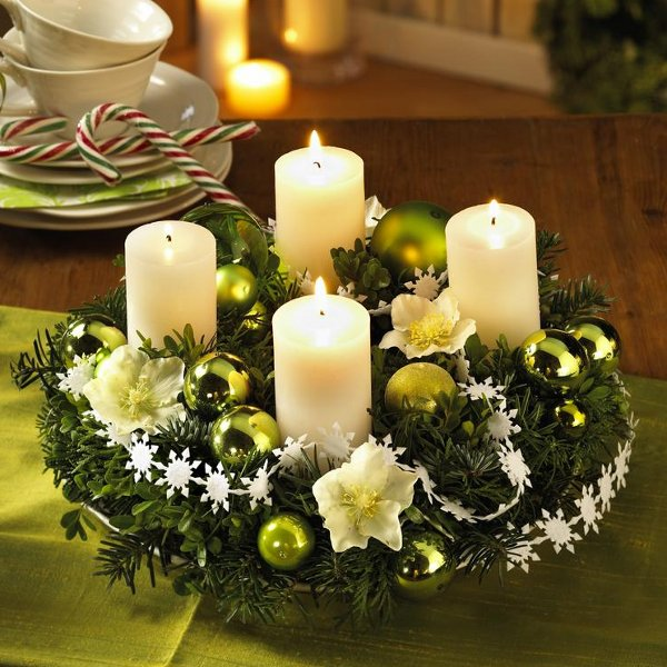 Advent Wreath English Enjoy mallorca Magazine