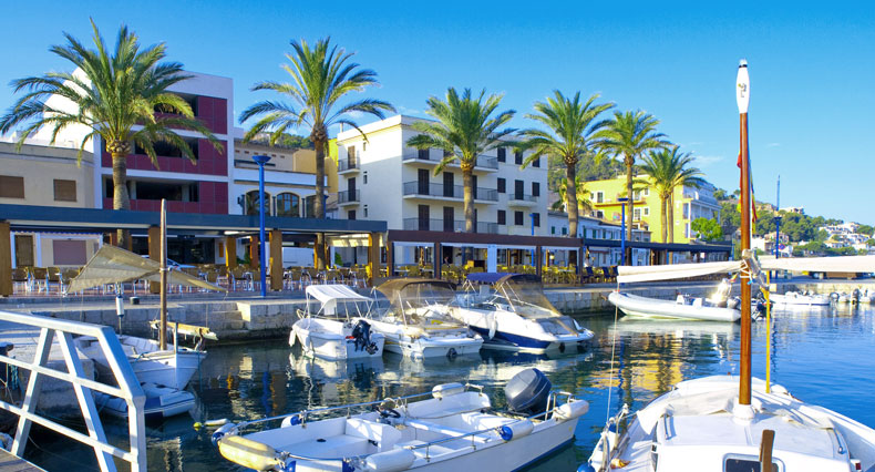 Port d andratx english enjoy mallorca magazine - Hotel puerto de andratx ...